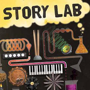 Story Lab, Queensland State Library, school holidays, workshops
