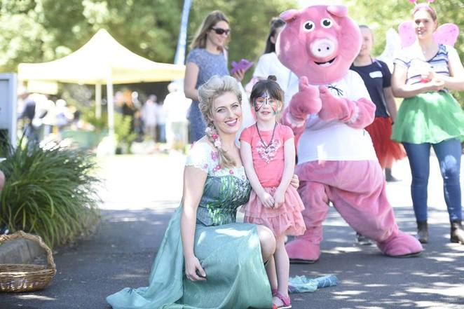 The Annual Very Special Kids Fair, Malvern
