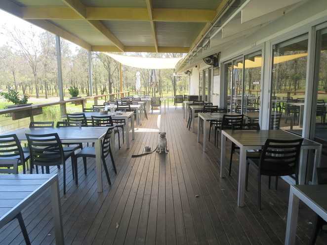 the deck cafe, lovedale, new south wales, hunter valley, dog friendly, cafe, restaurant, breakfast, brunch, dinner, coffee, bar, wine, gartelmann wines