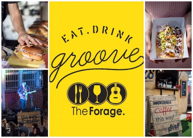 the forage, canberra, ACT, foodie markets, festivals, food, international food, street food