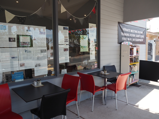 The Letter Lounge, Red Hill, Paths to Publishing