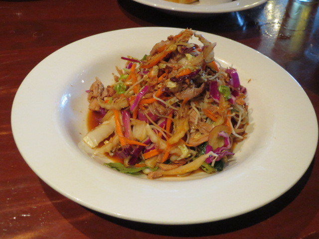 The North Adelaide Hotel, Pulled Pork Salad, Adelaide