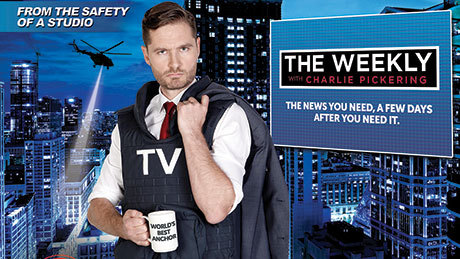 The Weekly with Charlie Pickering, ABC, Studio Audience, Live Audience, Live Audience Melbourne