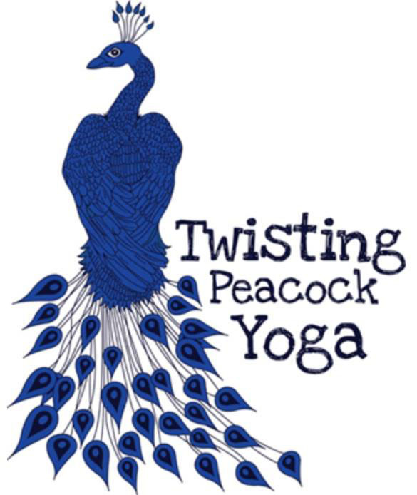 Twisted peacock