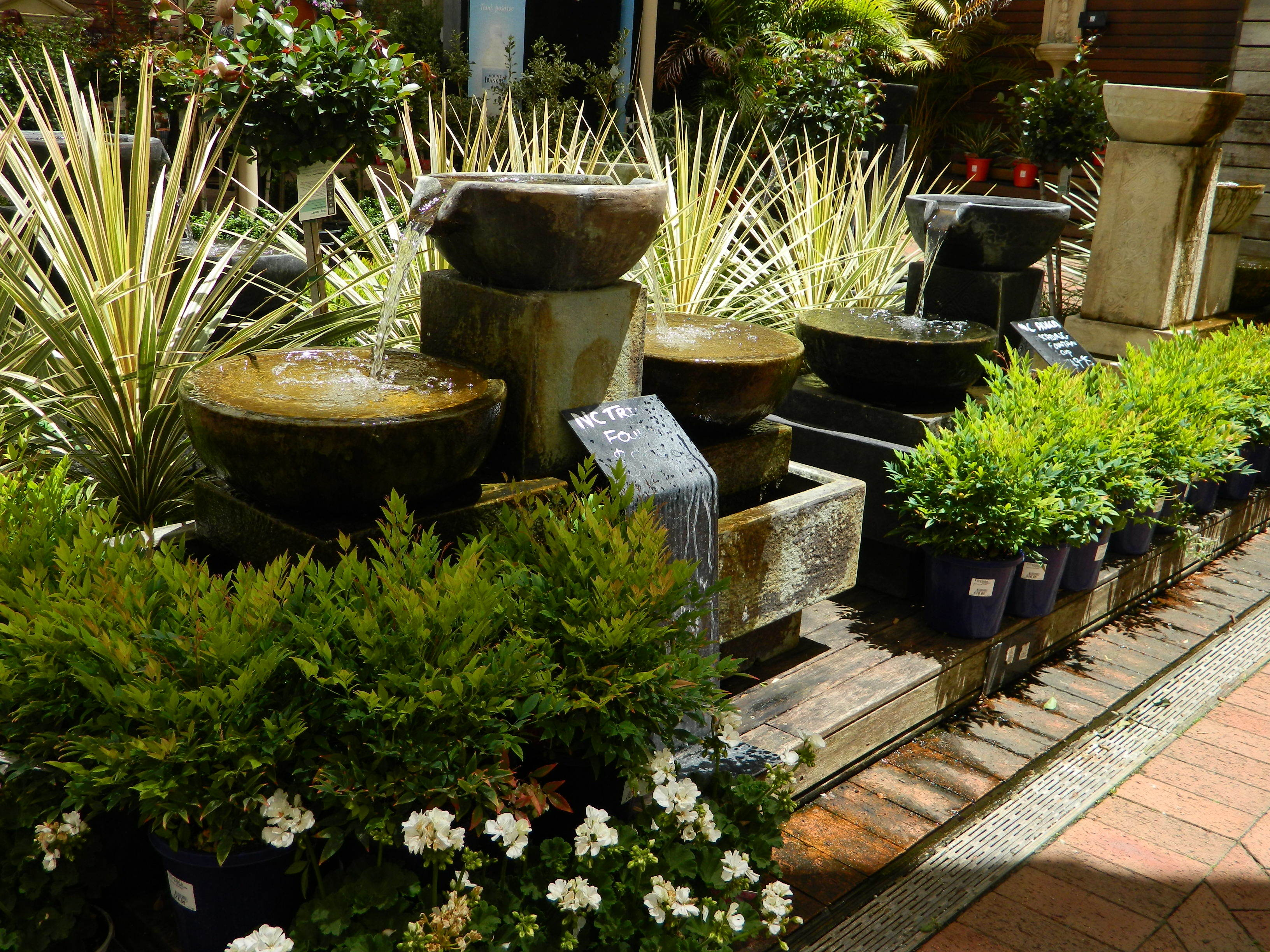 Explore virginia 5120 adelaide for Garden water features adelaide