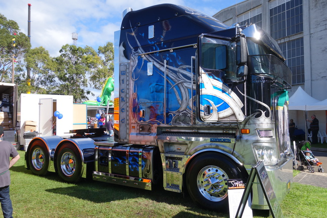 Annual Penrith Working Truck Show 2015