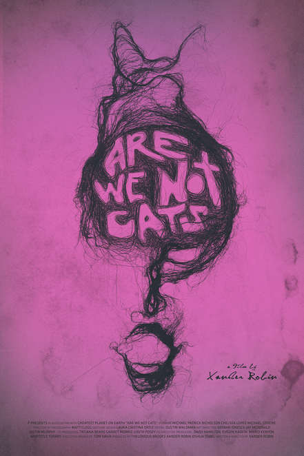 are we not cats, film review, movie review, community event, essential american film festival 2017, actors, entertainment, palace cinemas, xander robin, michael patrick nicholson, chelsea lopez, michael godere, F