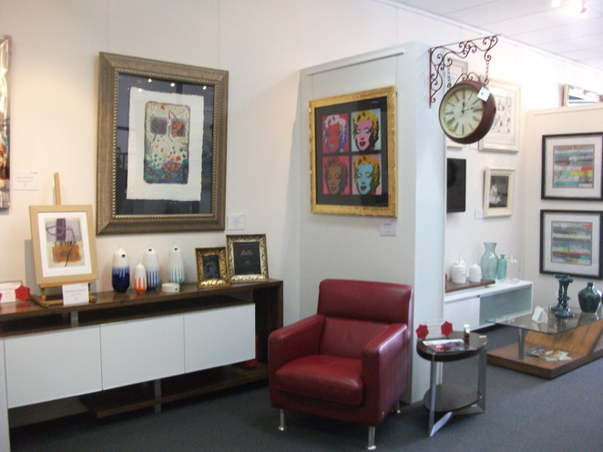 Art Land, Indooroopilly, framing, home decor,