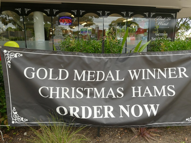 Award-winning Christmas Hams