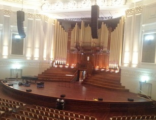 brisbane city hall, auditorium, Brisvegas, Brisneyland,