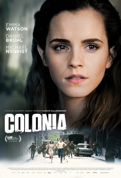 Colonia, movie, Watson, Bruhl, Dignidad, Chile, Pinochet, coup, revolution