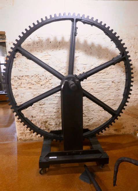 Crank Mill Norfolk Island