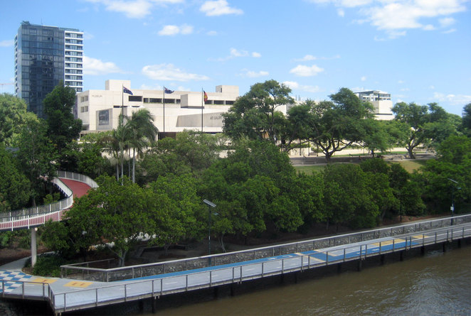 Cultural Precinct, South Brisbane