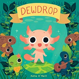 Dewdrop, children's books, kids books, Tea Dragon
