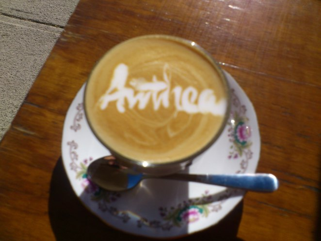 The Anthea Latte