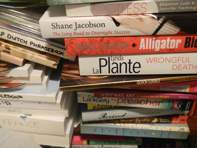 St James' Church Secondhand Book Sale 2014