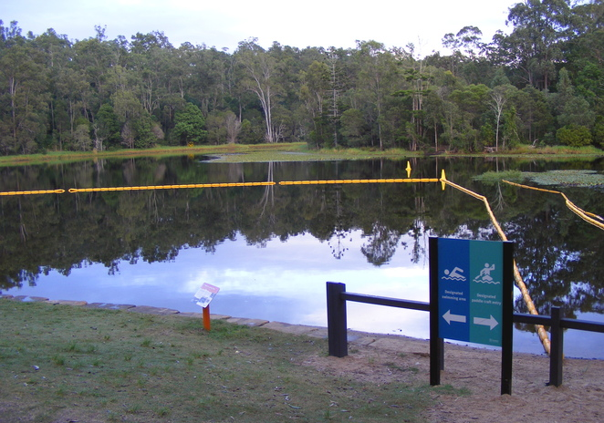 Enoggera Reservoir is a way to escape the city without leaving Brisbane