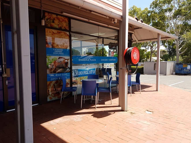 Evandale Plaza Chicken and Seafood