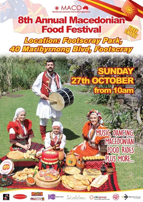 Festival, Free, Macedonia, Footscray, Near Melbourne, Parks, Outdoors, Nightlife, Music