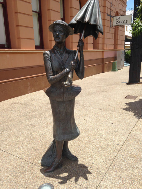 Festivals, Child Friendly, Family, Markets, Food & Drink, Maryborough, Queensland, Mary Poppins, Free