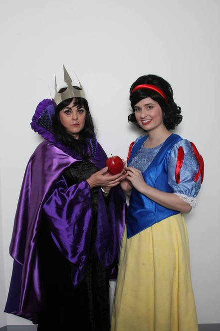 Snow White and the Seven Dwarfs @ GPAC