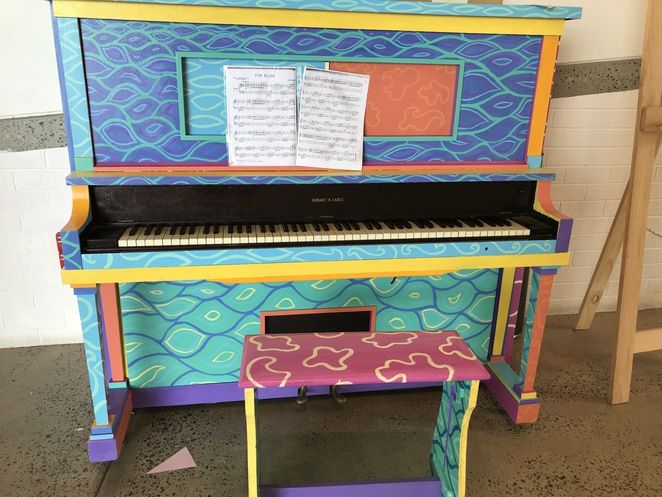 Goolwa Community Piano