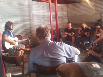 Slide Guitar Workshop