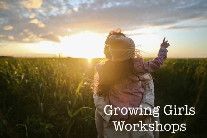 growing girls workshops
