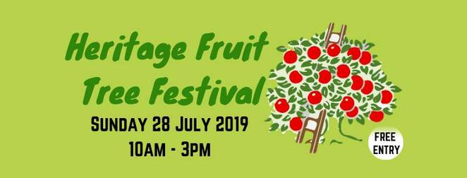 heritage fruit tree festival 2019, community event, fun things to do, werribee park heritage orchard, edible gardens by craig castree, grafting event, free gardening event, market stalls, the orchard, tree sales, workshops, live music, angelicaats, food and drink, family fun, activities, entertainment, stallholders