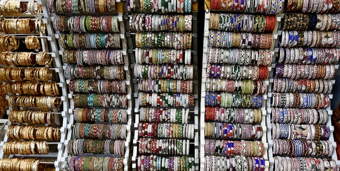 Indian Jewellery, Image by Jade Jackson, Middle Eastern bangles, Eat Pray Love, Markets, cultural shopping