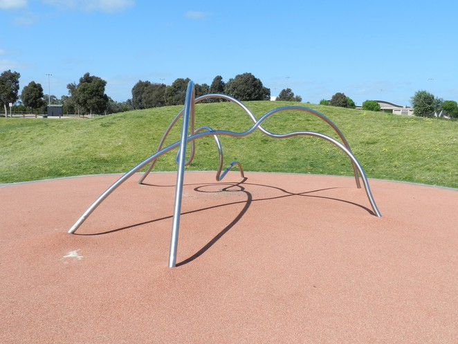 interactive sculpture, village green, playground equipment, playground, casey fields, playgrounds in Cranbourne, playgrounds in Melbourne, playgrounds in Casey,