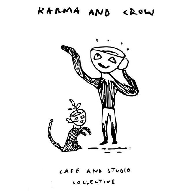 karma and crow monthly market
