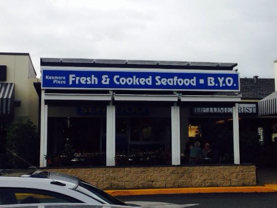 Kenmore Fresh and Cooked Seafood