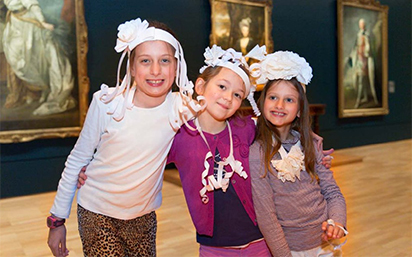 kids events at ngv