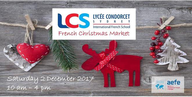 LCS French Christmas Market
