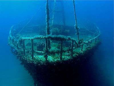 Image Courtesy of the Lena Dive Wreck website