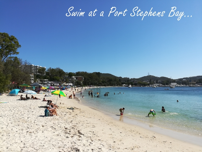 little nelson bay, bays, toddlers, preschoolers, nelson bay, beach, bay, port stephens, NSW, day trips from newcastle, road trips, NSW,