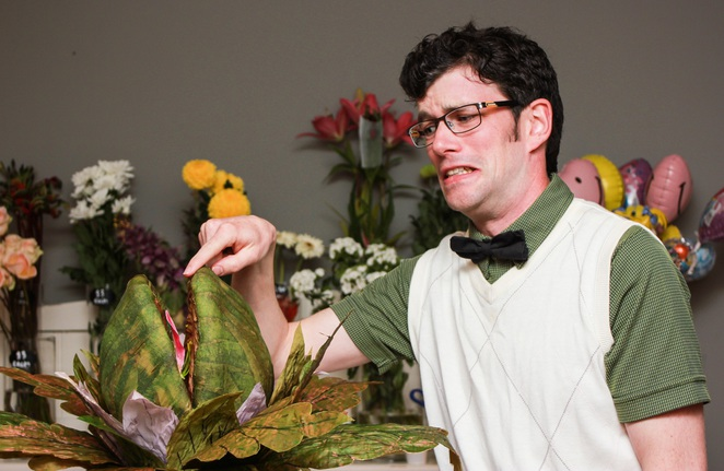 Little Shop of Horrors, Roleystone Theatre, musical, comedy, horror, spoof, Audrey, Seymour, plant, dentist