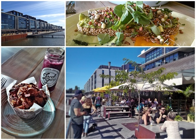 local press, canberra, kingston foreshore, healthy cafes, family friendly, ACT, views, lake burley griffin,