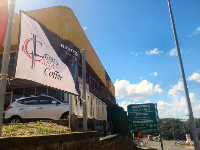lord crema coffee, best coffee brisbane, coffee brisbane, cafes brisbane, dstoep kafee, south african food brisbane