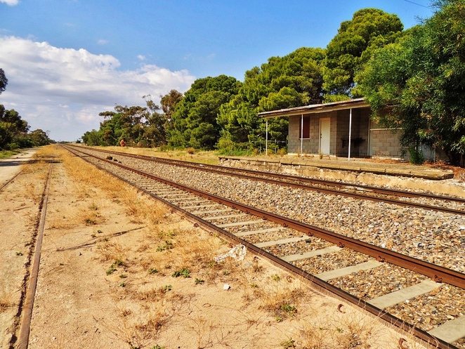 lost railway stations, disused railway lines, limestone coast, limestone coast tourism, limestone coast wineries, regions of south australia, train station, railway enthusiasts, railway history, coomandook railway station