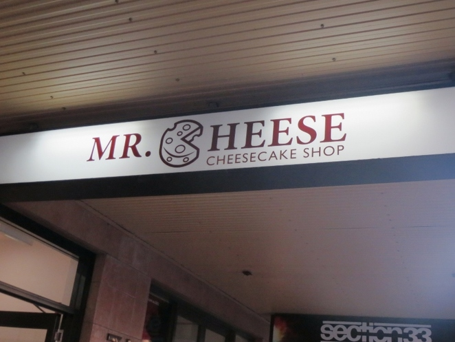 Mr Cheese, Adelaide