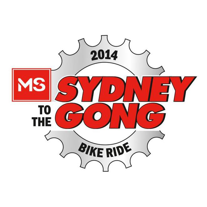 MS Sydney to Gong Ride, Cycling, bike riding, fundraising, MS