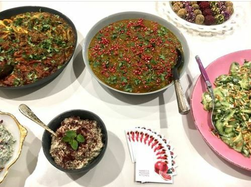multicultural hub, taste the difference, refugee fundraiser