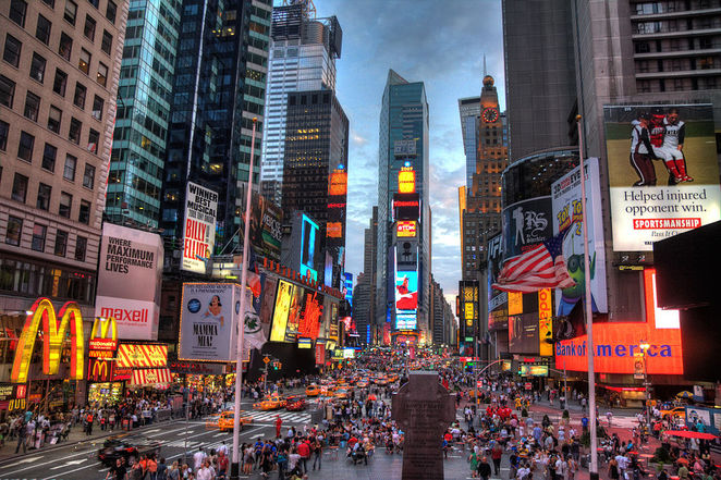 Top 5 tourist attractions in new york new york by for Attractions in new york new york