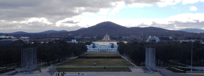 Parliament House Canberra