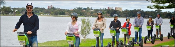 perth,Segway,tour