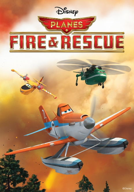 Planes: Fire and Rescue Activity Zone