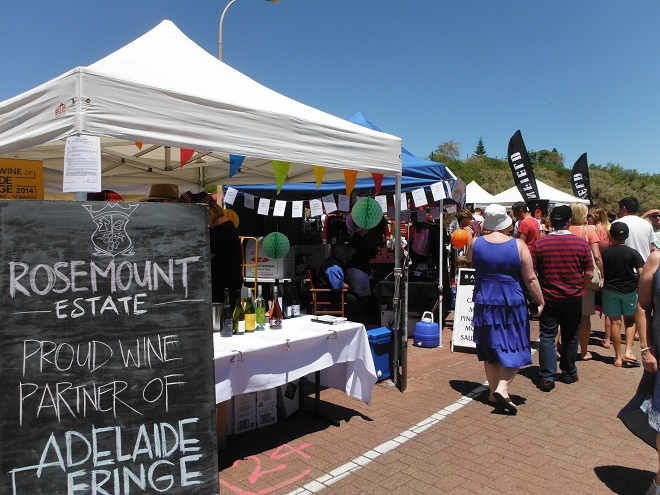 Port Noarlunga, Beachside Food and Wine Festival, camel rides, markets, live bands
