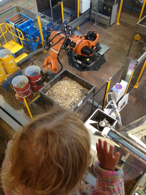 royal australian mint, canberra, families, kids, ACT, things to do with kids, toddlers